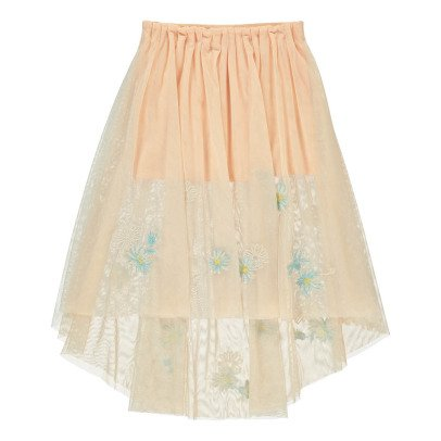 UNE FILLE today I am Gonna Lunga Tulle Fiori-listing
