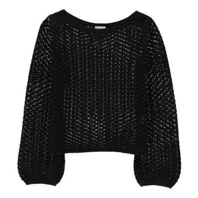 Swildens Teen Pullover Calado Qiko-listing