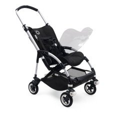 Bugaboo BEE5 Complete Pushchair with Aluminium Frame and Black Seat-listing