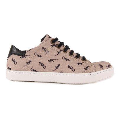 Emile et Ida Sneakers Lucertole-listing