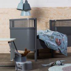 Sebra Mittwachsendes Kinderbett Kili -listing