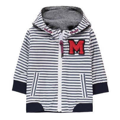Little Marc Jacobs Baby Reversible Hooded Windbreaker-product