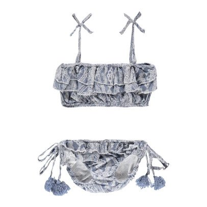 Tocoto Vintage Bikini Flores -listing
