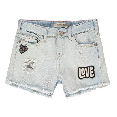 Scotch & Soda Shorts Jeans Patch-listing