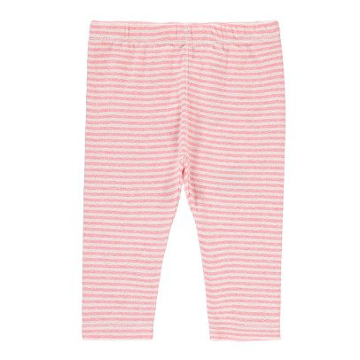 Kidscase Gestreifte Leggings-Hose aus Bio-Baumwolle Scott -listing