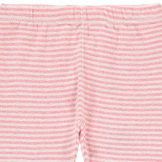 Kidscase Scott Organic Cotton Striped Leggings-listing