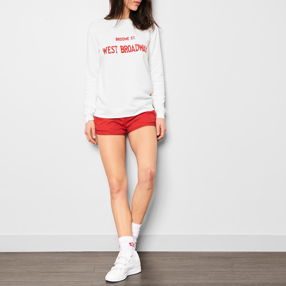 "Swildens Qentia ""West Broadway"" Sweatshirt-product"