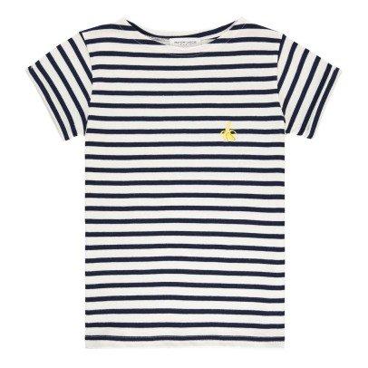 Maison Labiche T-shirt Righe Banana-listing