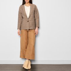 Sessun Linen and Cotton Flared Trousers-listing