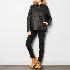 Gertrude + Gaston Adelaïde Fur Coat with Detachable Light Down Lining-listing
