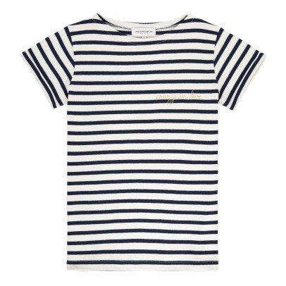 Maison Labiche Crazy in Love Marinière T-Shirt-listing