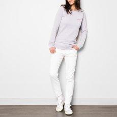 Maison Labiche Sweatshirt Amour Stickerei -listing
