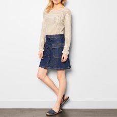 Soeur Smile Striped T-Shirt-listing