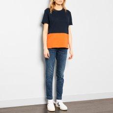 ANECDOTE Camiseta Bicolor Tina-listing