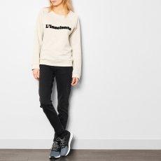 La Petite Française Sweatshirt L'insolente Colère-listing