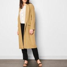 Pomandère Manteau Coton et Lin-listing