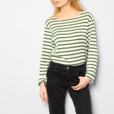Soeur T-shirt Marinière Sirène Bis-listing