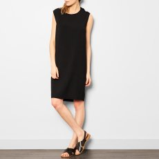 ANECDOTE Djamilla Button-Up Shoulder Dress-listing