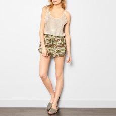 Soeur Veilleuse Polka Dot Flower Shorts-listing