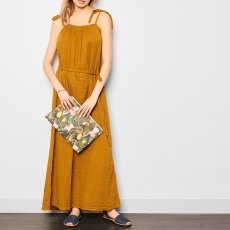 Maison Baluchon Perforated Jungle Pouch-listing