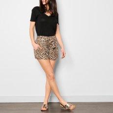 Swildens Qalypso Leopard Print Shorts-listing