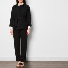 Pomandère Cotton and Linen Kimono Jacket-listing
