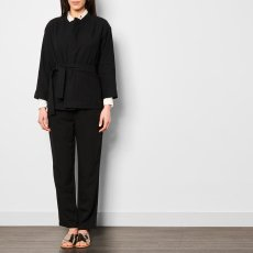 Pomandère Veste Kimono Coton et Lin-listing