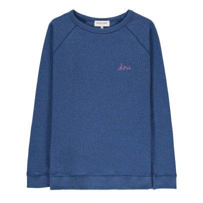 Maison Labiche Chérie Embroidered Sweatshirt-listing