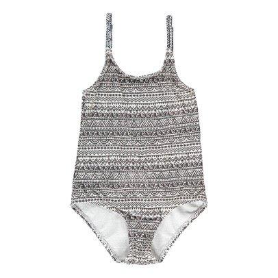 Emile et Ida Asty Nude Back 1 Piece Swimsuit-listing