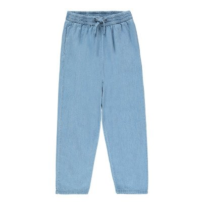Louis Louise Valentin Chambray Trousers-listing