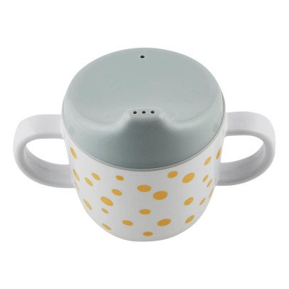 Done by deer Dots Gold Melamine Baby Cup-product
