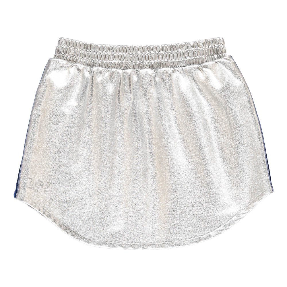 Kate Iridescent Fleece Skirt-product