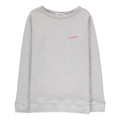 Maison Labiche Amour Embroidered Sweatshirt-listing