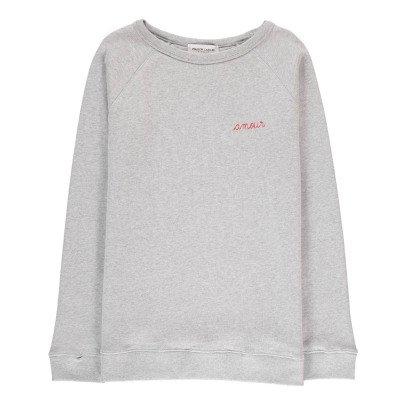 Maison Labiche Suéter Bordado Amour-listing