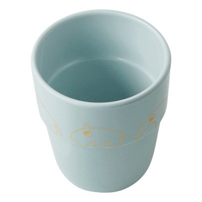Done by deer Yummy Contour Gold Melamine Cup-product
