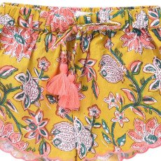 Louise Misha Mississippi Floral Shorts-listing