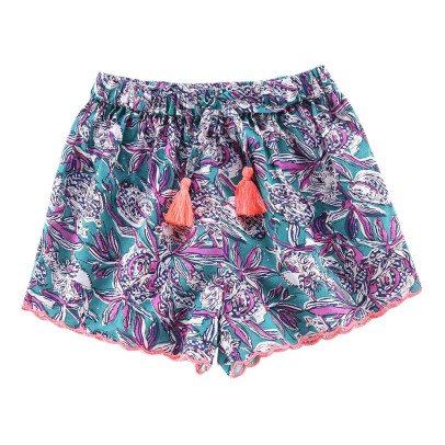 Louise Misha Mississippi Floral Shorts-product