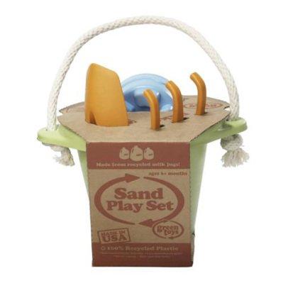 Green Toys Cubo de playa-listing