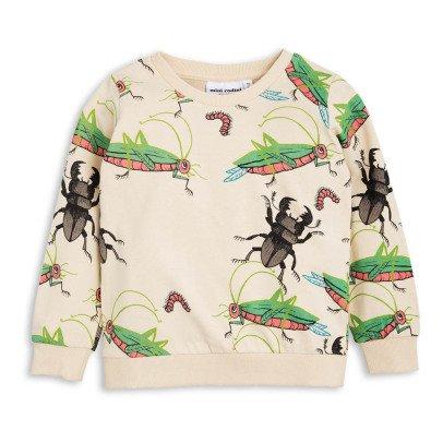Mini Rodini Sweatshirt Insekt -listing
