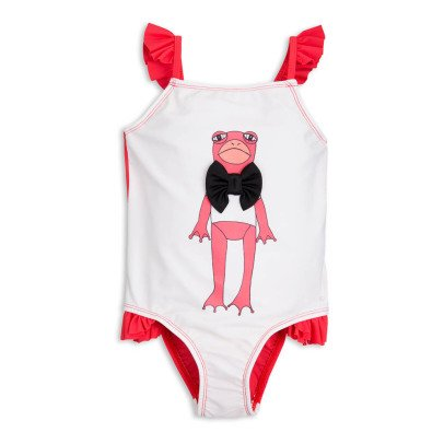 Mini Rodini Frog 1 Piece Swimsuit-listing