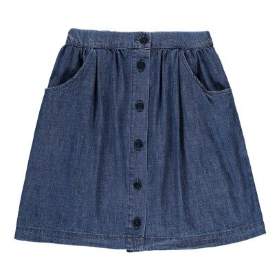 Des petits hauts Lizia Button-Up Skirt-product