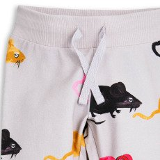 Mini Rodini Mr Mouse Organic Cotton Jogging Bottoms-product
