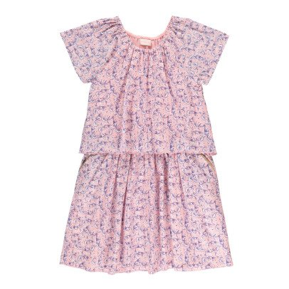 Simple Kids Vestito 2 in 1 Fiori-listing
