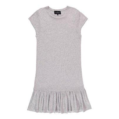 Little Remix T-shirt Long Volants Rayon et Lin New Blos-listing