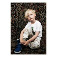 Mini Rodini Joggers Musik aus Bio-Baumwolle -listing