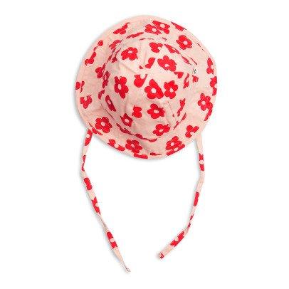 Mini Rodini Cappello Fiori Cotone organico-product