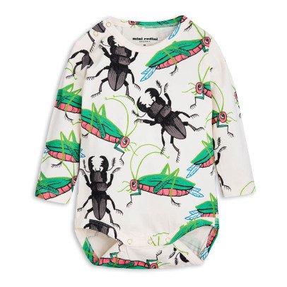 Mini Rodini Body Insekt aus Bio-Baumwolle -listing