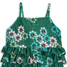 Mini Rodini Daisy Floral 1 Piece Swimsuit-listing
