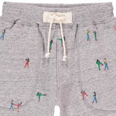 Bellerose Axil Sweat Shorts-listing