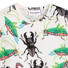 Mini Rodini Organic Cotton Insect T-Shirt-listing
